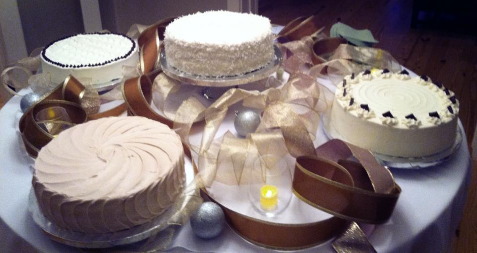 Palmetto Christian Academy Xmas cake