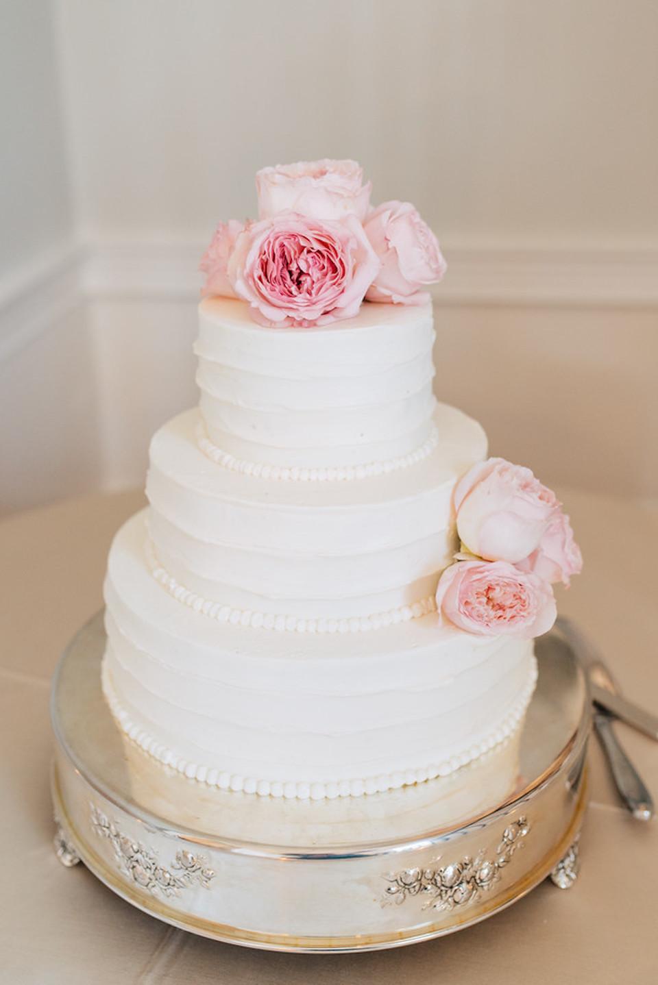 Steve & Jessica cake (pro pic)